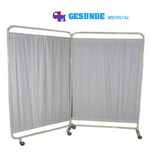 Bed Screen 2 Bidang