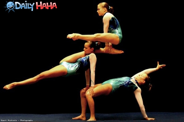 Funny gymnastic pictures all funny for Gimnasia aerobica
