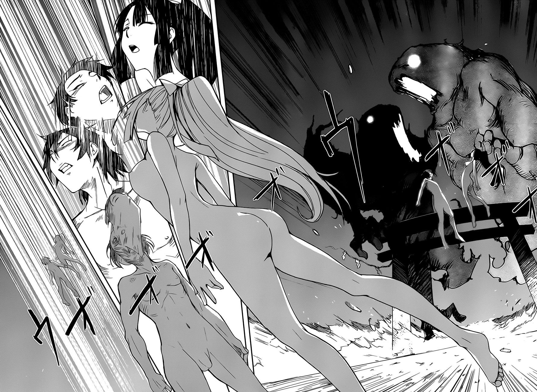TruyenHay.Com - Ảnh 13 - Bloody maiden Bùm!!!!! Chap Cuối