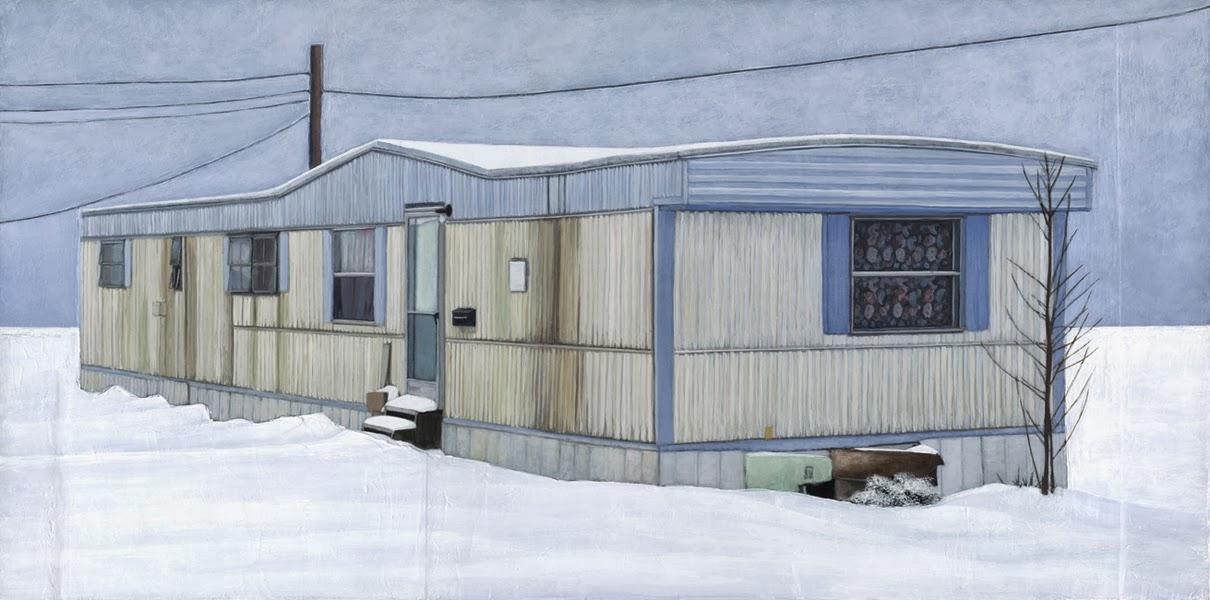 Doctor Ojiplático. Leah Giberson. Pintura | Painting