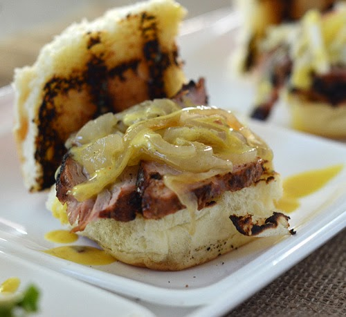 pork tenderloin slider, BGE pork tenderloin, Grill Dome pork slider, kamado pork tenderloin