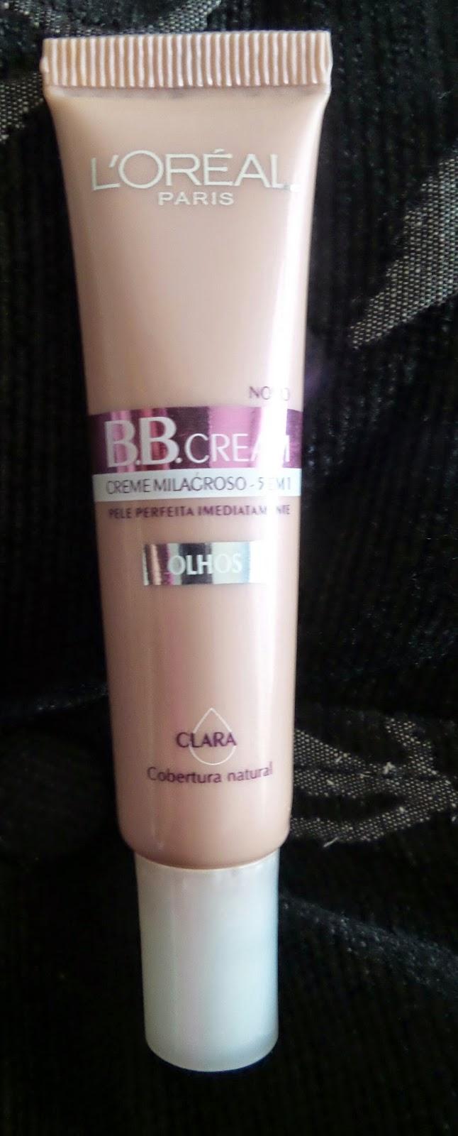 BB Cream   Olhos Loréal Paris