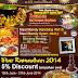 Buffet Ramadhan 2014 Wadi Ar Raudhah