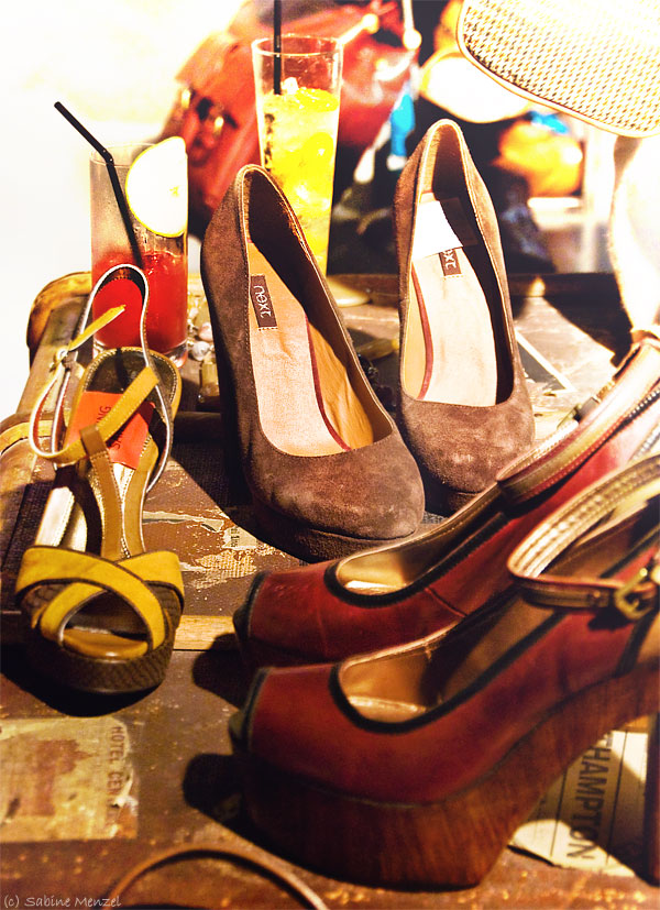 Psynopsis Next Press Day Shoes
