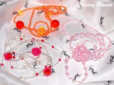diy beaded accessories necklace