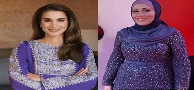كلام لا يصدق من الملكة رانيا بعد فوز نداء شرارة بلقب ''the voice''