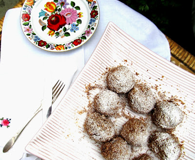 Hungarian Plum Dumplings