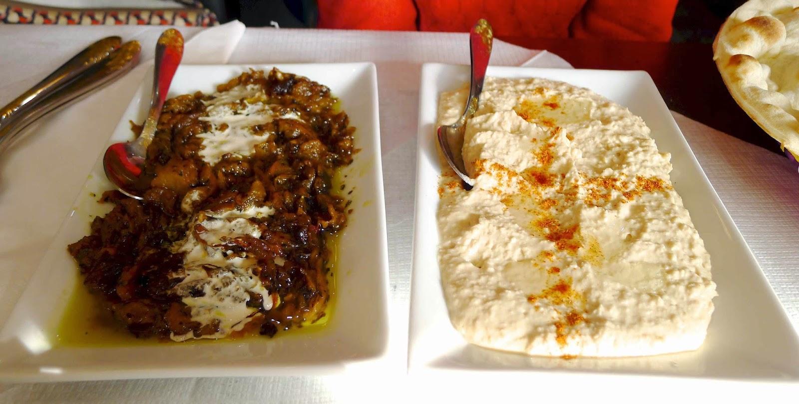 Gourmetgorro lana cardiff persian restaurant review for Ahmads persian cuisine