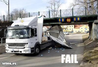 Ponte Fail