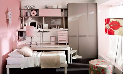 Attractive Single Bedroom Design