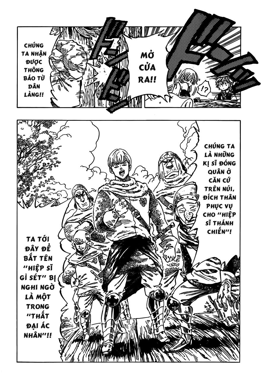 Nanatsu no Taizai - Thất Hình Đại Tội chap 1 page 23 - IZTruyenTranh.com
