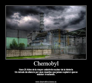 desastres nucleares deformaciones por causa de la radiacion