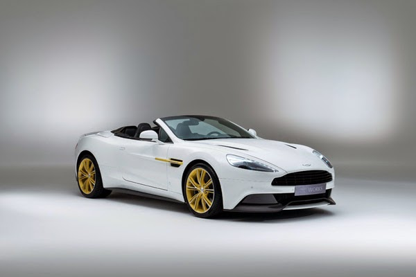 6 units of Aston Martin Works for the 60th Anniversary