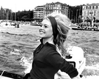 El paseo en alta mar de Brigitte Bardot
