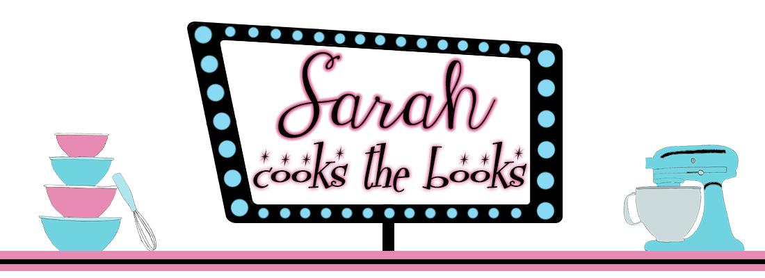 Sarah Cooks the Books