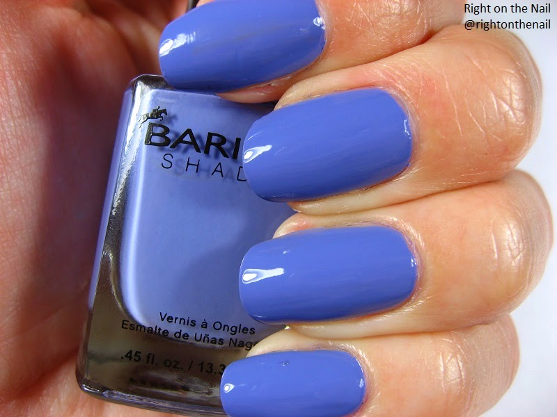 Right on the Nail: Barielle Nail Lacquer Swatches and Reviews ...