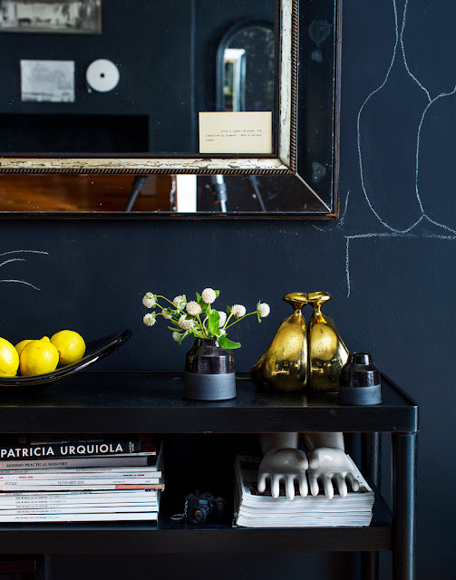 Brooklyn home of interior stylist Hilary Robertson