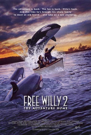 Filme Free Willy 2 - A Aventura Continua 1995 Torrent