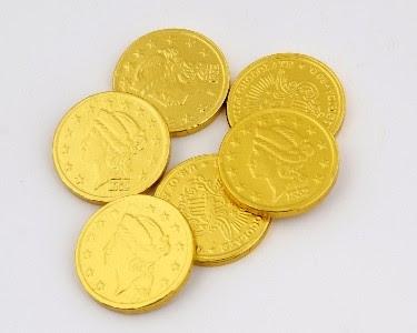 Así se fabrican los lingotes de oro