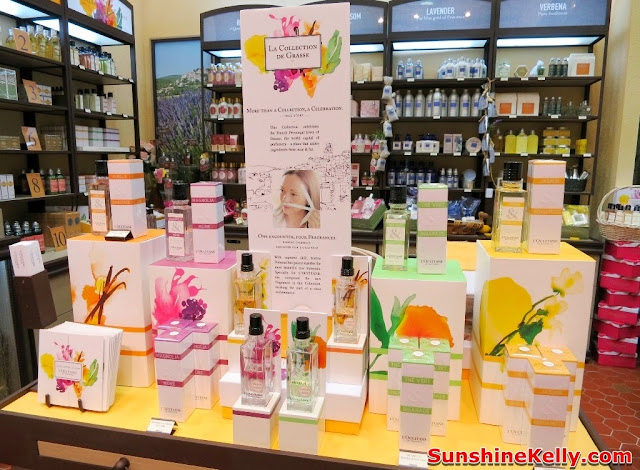 L'Occitane La Collection de Grasse Fragrance, L'Occitane, Fragrance, new products