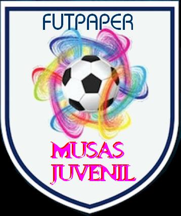 Musas futpaper Juvenis (12 a 15 anos)