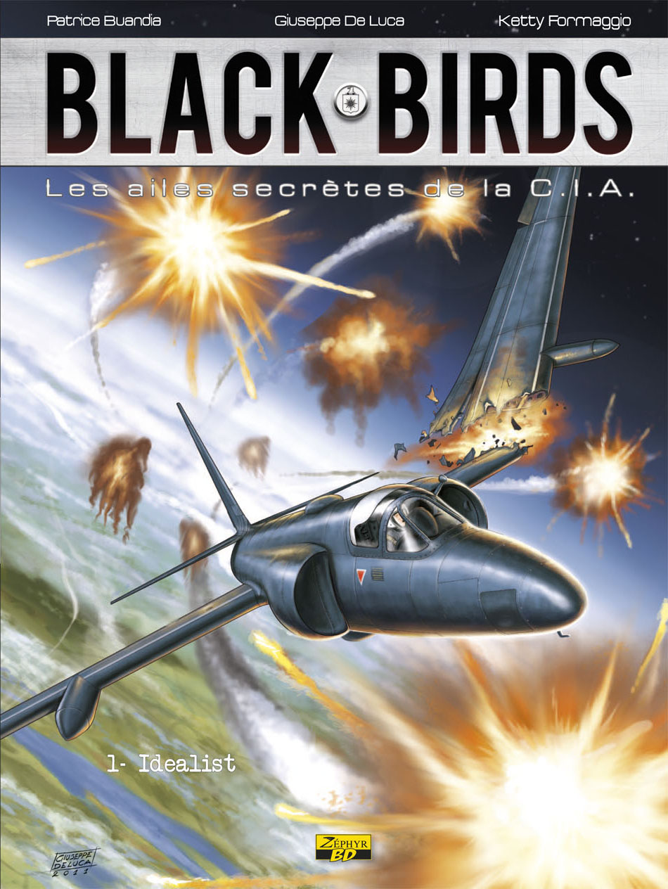 BlackBirds #1