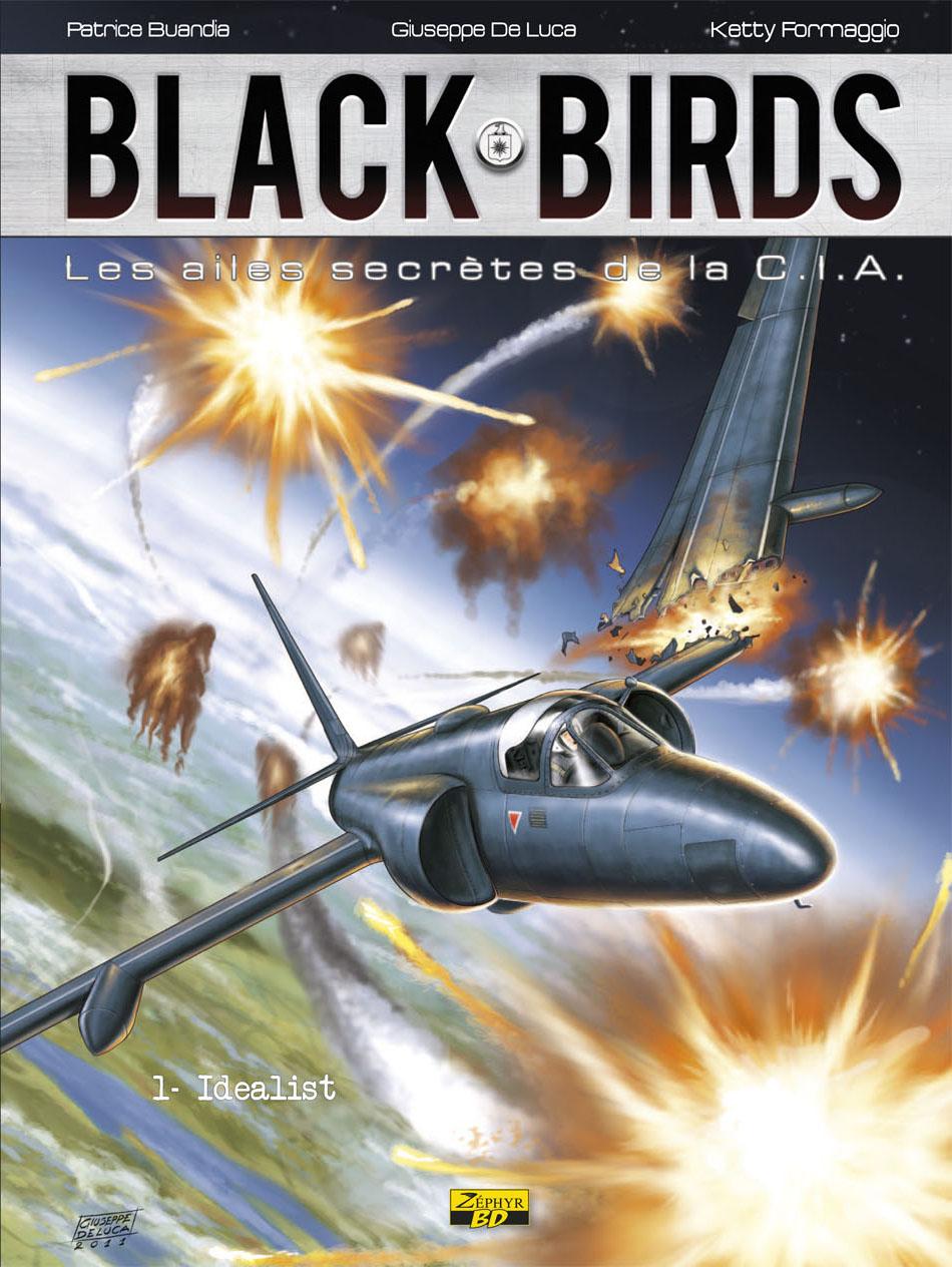 BlackBirds #1