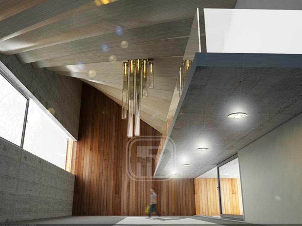Techos decorativos de madera finest vigas decorativas - Techos decorativos de madera ...