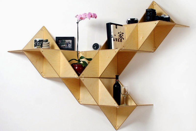 repisa modular T. Shelf