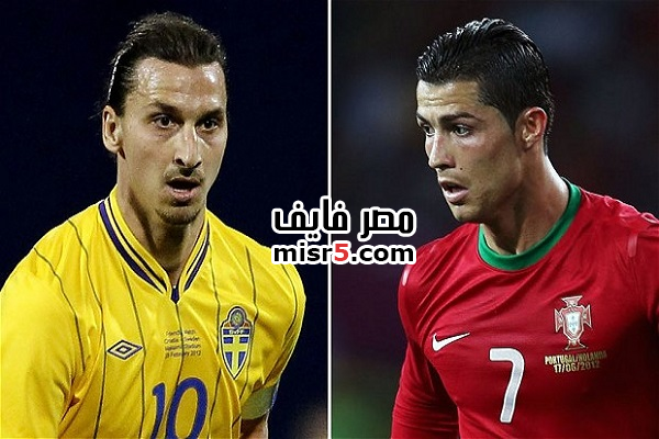 موعد مباراة البرتغال والسويد اليوم والقنوات الناقلة مباشرة