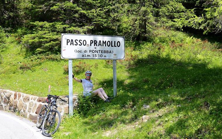 PASSO PRAMOLLO (Tarvisio, Friuli VG, 2017)