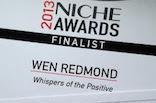 Niche 2013, 2 awards!