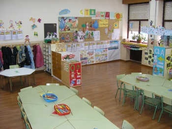 Psicopedagog a de la lectura y la escritura dise o de Decoracion de espacios de preescolar