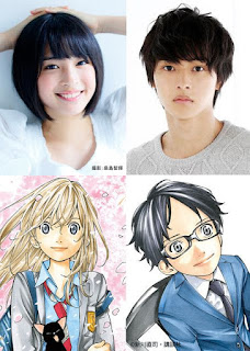 Sinopsis Your Lie in April Live Action