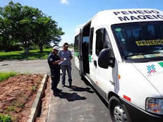 Arsal destaca apoio do MP/AL no combate ao transporte clandestino em Alagoas