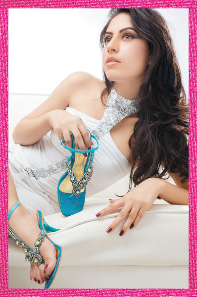 Stylish & Beautiful Shoes and Bags Collection with Colour Combination