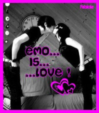 emo boys kissing emo girls. oys kissing emo girls.