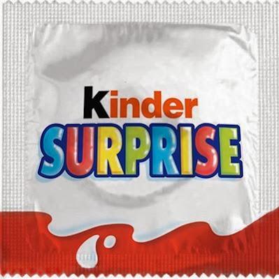 Презервативы киндер сюрприз