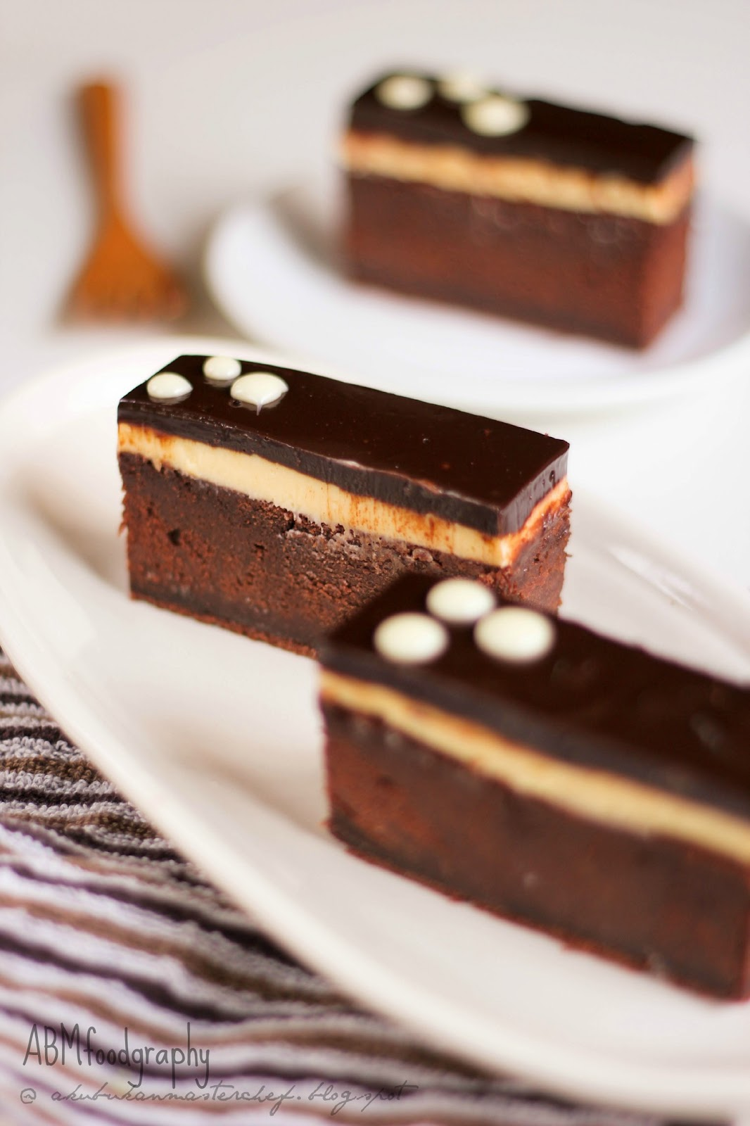 Resepi Devil Chocolate Cake