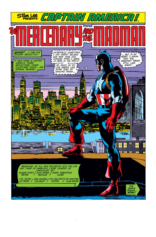 Captain America (1968) Issue #251 #166 - English 2