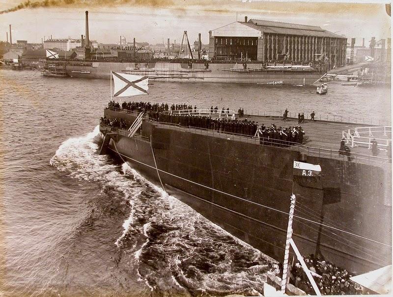 Pictures of russian battleship gangut 1911