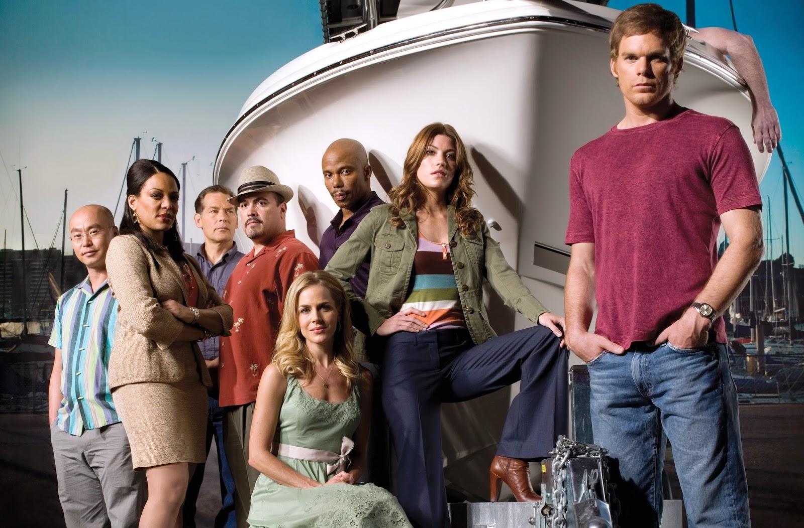 Dexter Staffel 1 Serie Blogparade