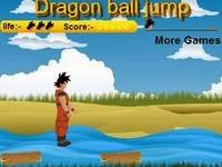 لعبة قفز غوغو goku jump