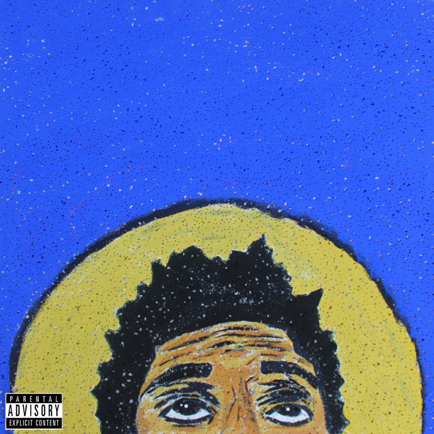 Raury - Indigo Child - EP Cover