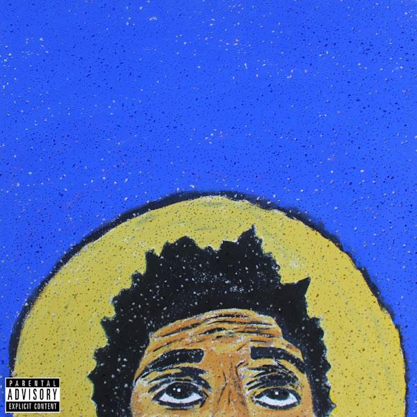 Raury - Indigo Child - EP Cover