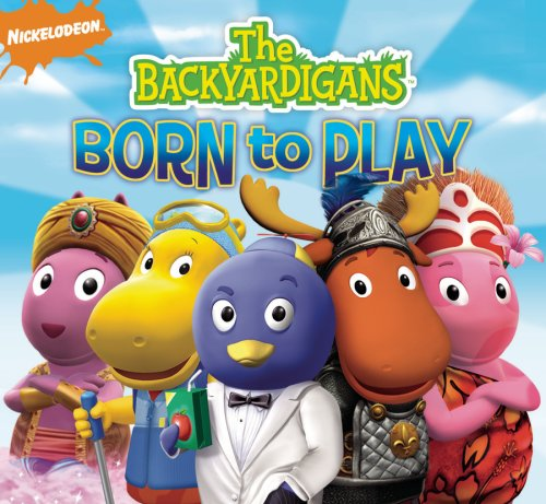 The Backyardigans Television Cartoon Series