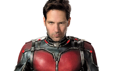Actor y guionista Paul Rudd