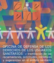 DERECHOS Y DEBERES DE LOS USUARIOS SANITARIOS