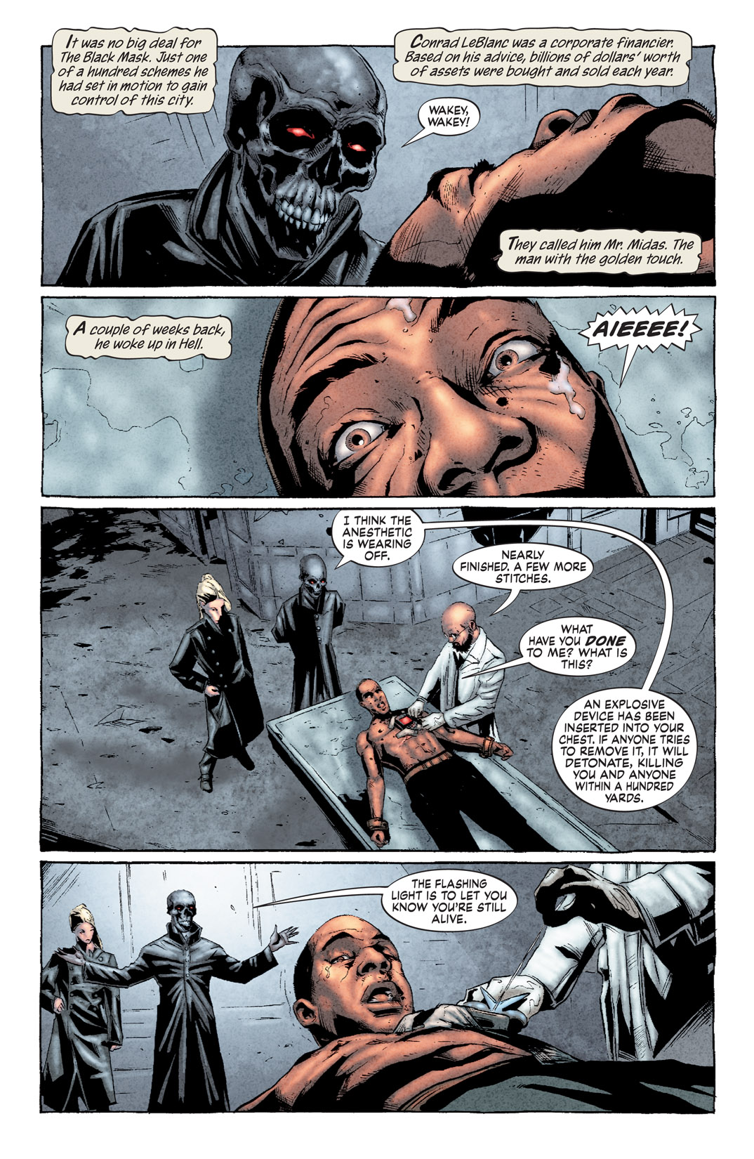 Detective Comics (1937) Issue #864 Page 11