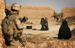 Afeganistão ocupado